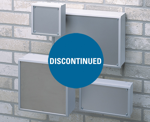 Discontinued Products List
