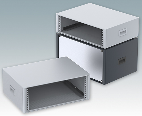 "19"" desktop mini-rack enclosures"