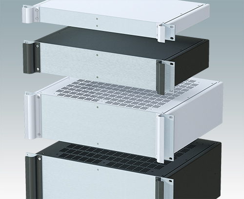 "19"" rack mount enclosures"