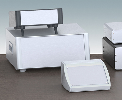 METCASE instrument enclosures range