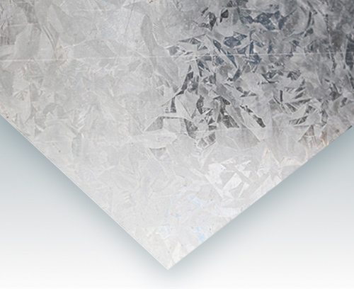 M0000651 Mild Steel Sheet, Galvanized