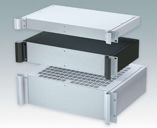 "Combimet 19"" rack mount enclosures"