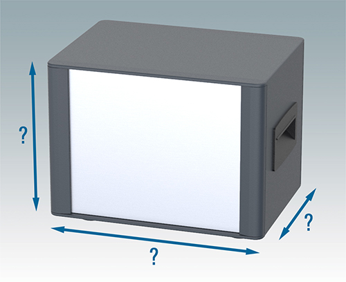 Custom Size Enclosures