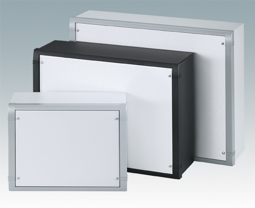Modern wall mount enclosures