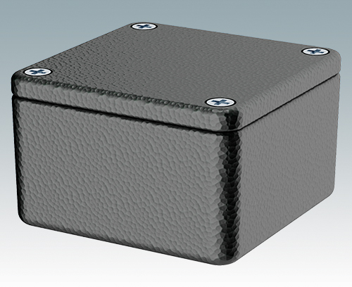 5001-11-PAT Diecast Enclosure