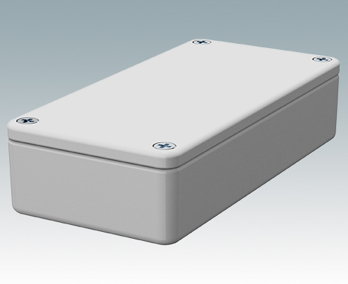 5002-12-WH Diecast Enclosure