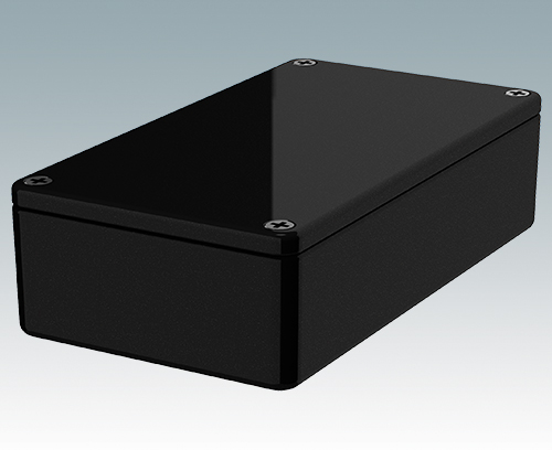 5003-13-BLK Diecast Enclosure
