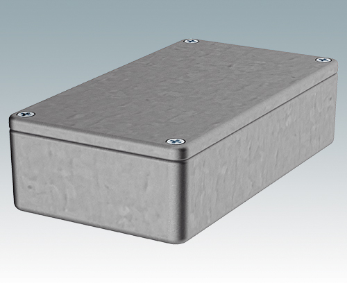 5003-13-NAT Diecast Enclosure