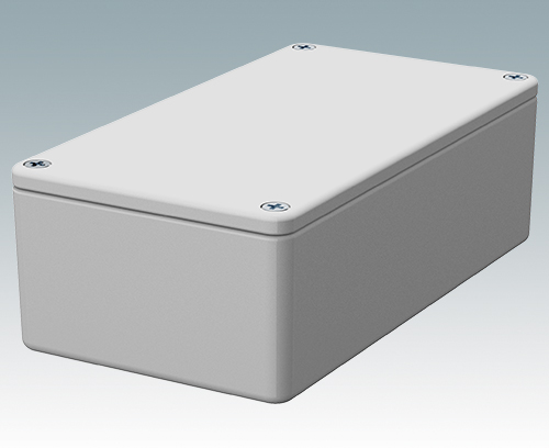 5004-14-WH Diecast Enclosure