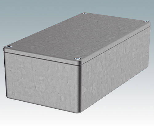 5005-15-NAT Diecast Enclosure