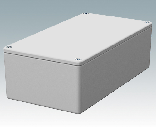 5005-15-WH Diecast Enclosure