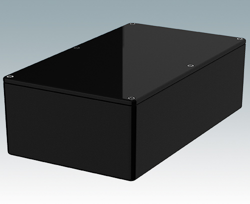 5006-16-BLK Diecast Enclosure