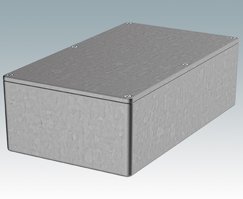 5006-16-NAT Diecast Enclosure