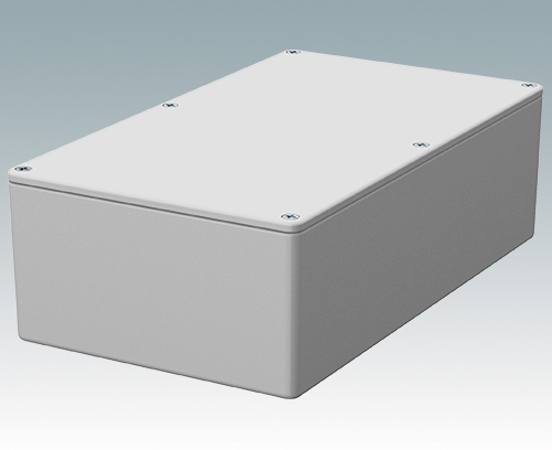 5006-16-WH Diecast Enclosure