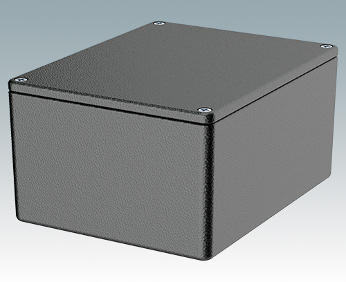 5007-17-PAT Diecast Enclosure