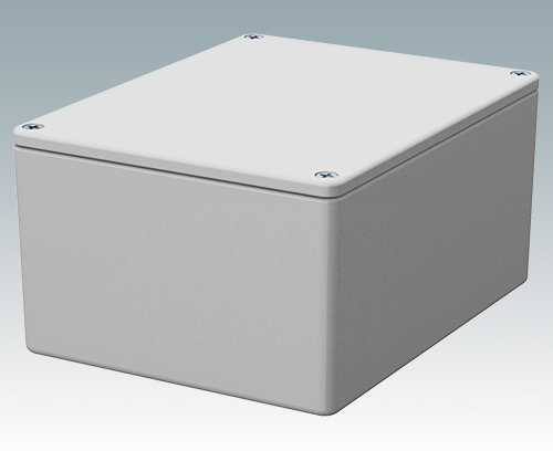 5007-17-WH Diecast Enclosure