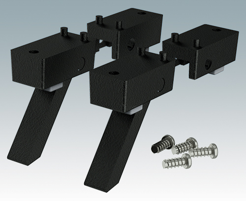 M5600049 Case Feet Kit 2