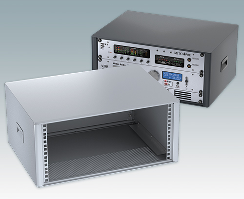 "New Technomet 5U x 19"" rack enclosures"