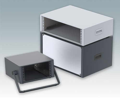 "Modern 19"" rack enclosures"