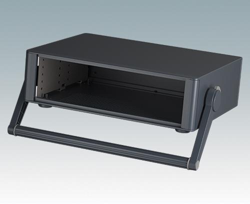 Portable Electronic Enclosures : M technomet r h instrument enclosure metcase