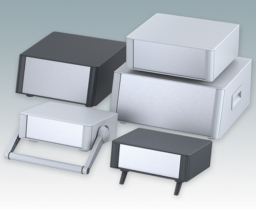 Tough, modern and stylish instrument enclosures