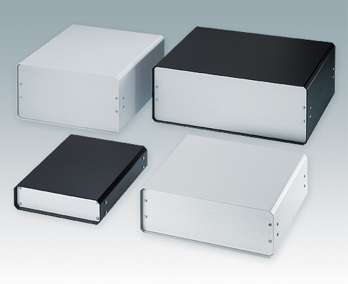 Highly versatile instrument enclosures ideal for customising